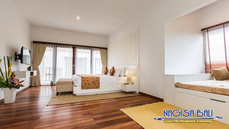 villa club corner canggu beautiful bedroom by nagisa bali