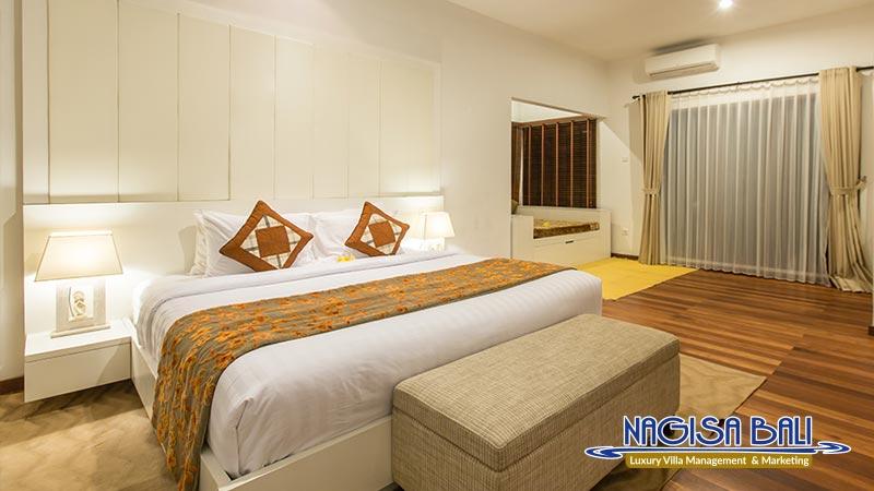 villa club corner canggu master bedroom by nagisa bali