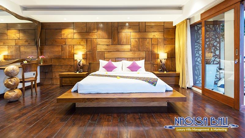 cc villa seminyak double bedroom by nagisa bali