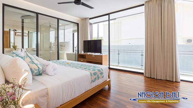villa damar canggu master bedroom by nagisa bali
