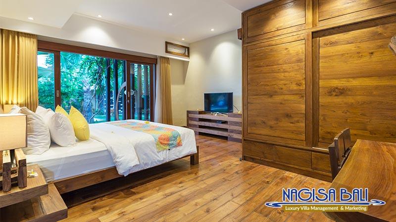 cc villa seminyak master bedroom by nagisa bali