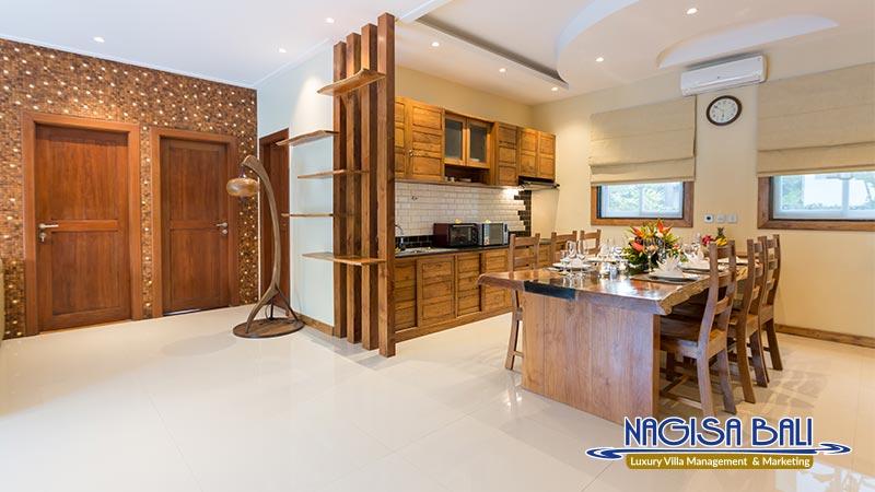 cc villa dining room by nagisa bali
