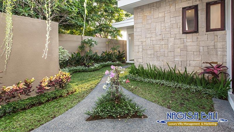 gajah villas bali entrance and garden by nagisa bali