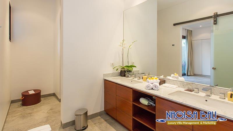 gajah villas bali bathroom by nagisa bali