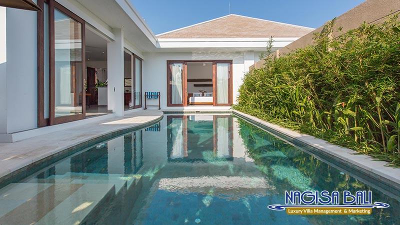 gajah villas bali pool with amazing atmosphere by nagisa bali