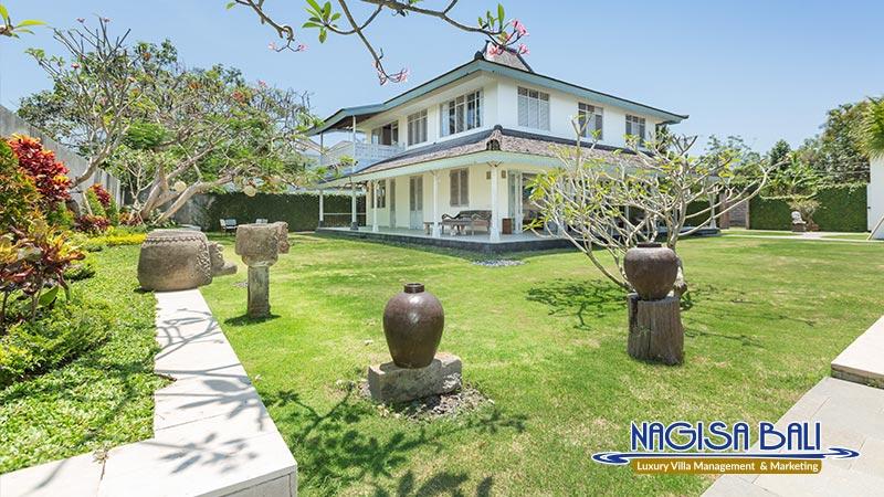 villa hasian jimbaran beautiful garden by nagisa bali
