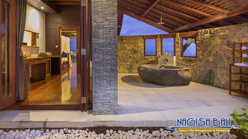 khaya luxury villa nusa dua nice outdoor bathroom by nagisa bali