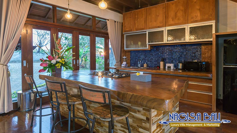 khaya luxury villa nusa dua kitchen by nagisa bali