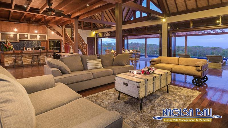 khaya luxury villa nusa dua elegant living room by nagisa bali