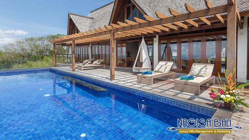 khaya luxury villa nusa dua beautiful pool by nagisa bali