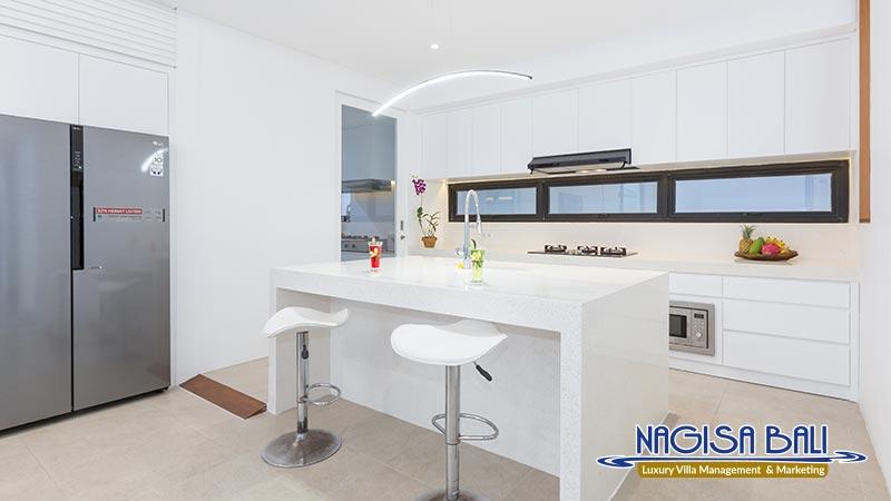 villa damar canggu kitchen by nagisa bali