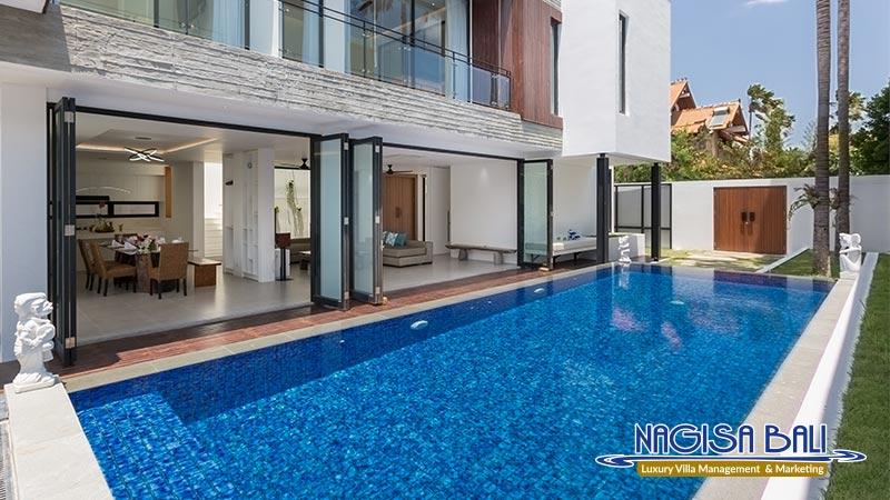 villa damar canggu amazing pool by nagisa bali