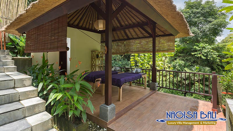 villa atap padi spa enjoy the scenery by nagisa bali