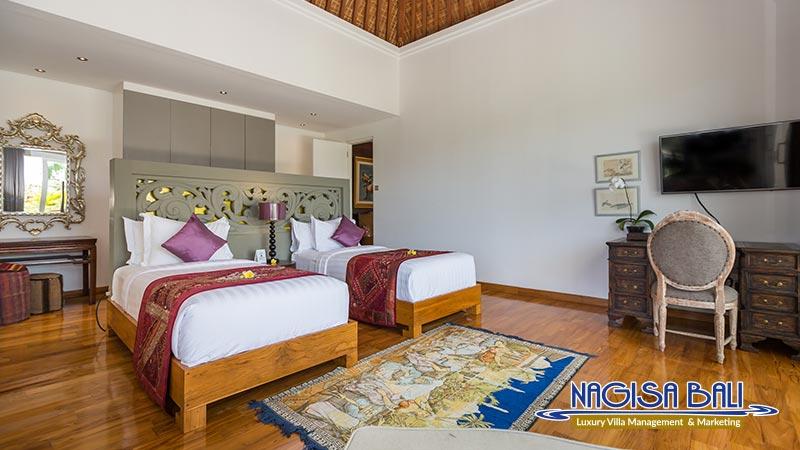 jadine bali villa twin bedroom by nagisa bali