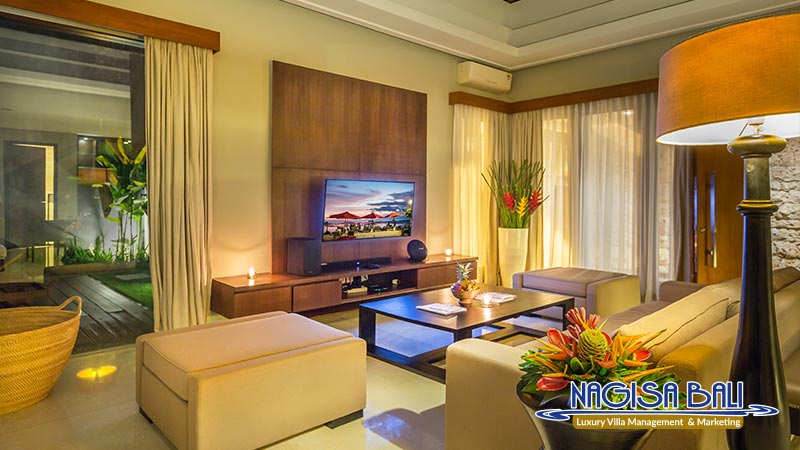 entrada villa seminyak living room by nagisa bali