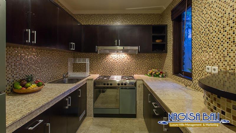 the reika villas kitchen by nagisa bali