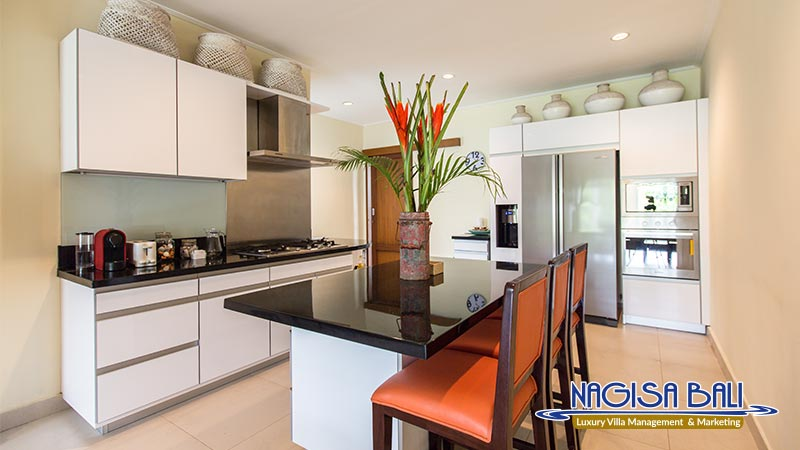 villa balidamai kitchen by nagisa bali