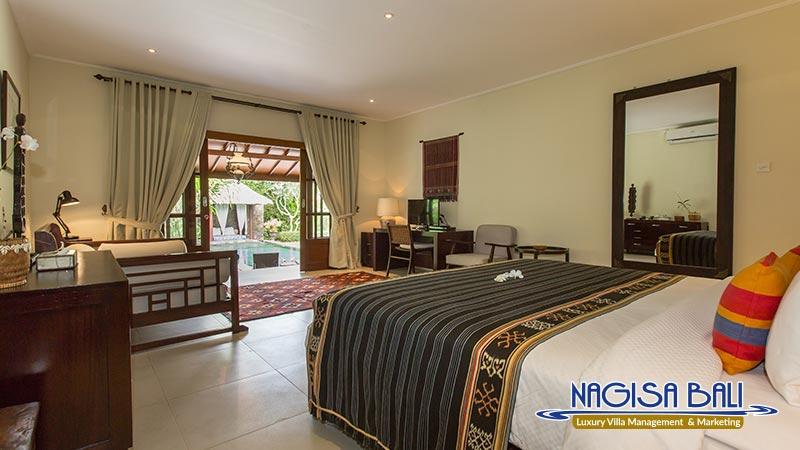 villa balidamai master bedroom by nagisa bali