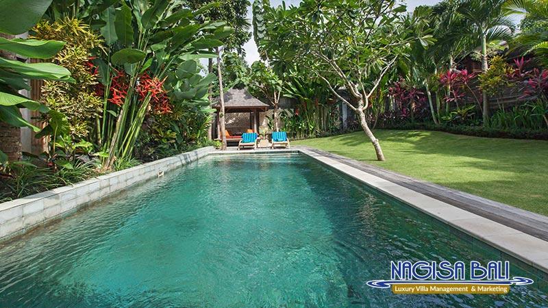 villa liang nice pool by nagisa bali