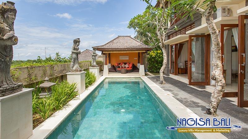 villa lidwina nice pool by nagisa bali