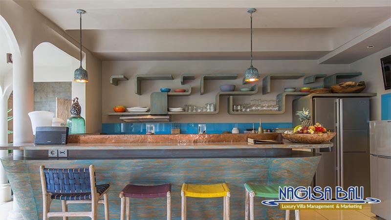 villa sky li seminyak kitchen by nagisa bali