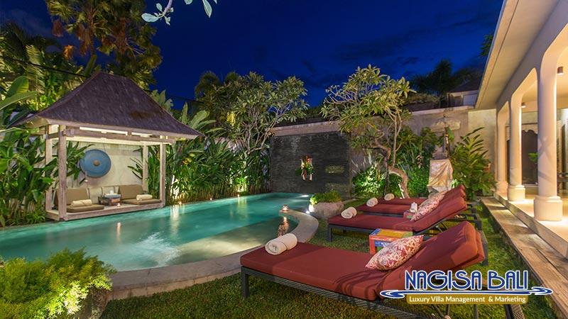 villa sky li seminyak beautiful night view by nagisa bali