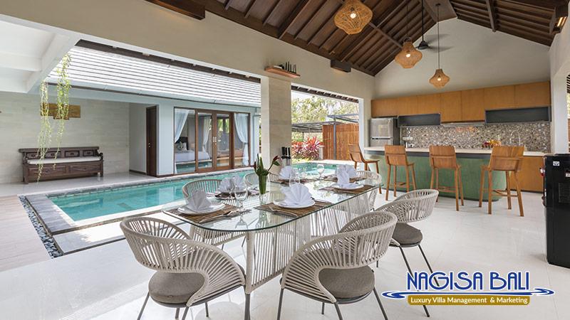 villa ciwuwi balangan living and dining room by nagisa bali