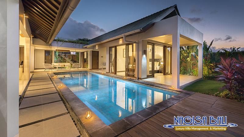 villa ciwuwi balangan amazing night pool view by nagisa bali